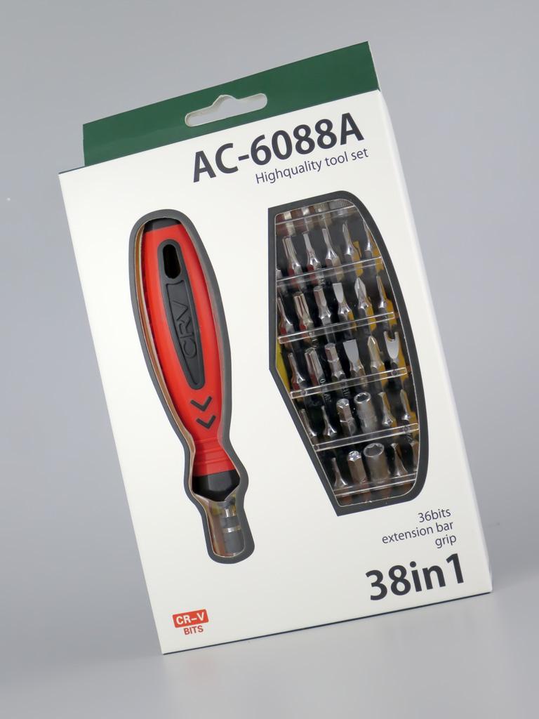 AC6088A 38in1 特殊ドライバーセット