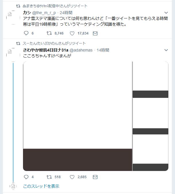Twitterで画像だけ読み込まれない