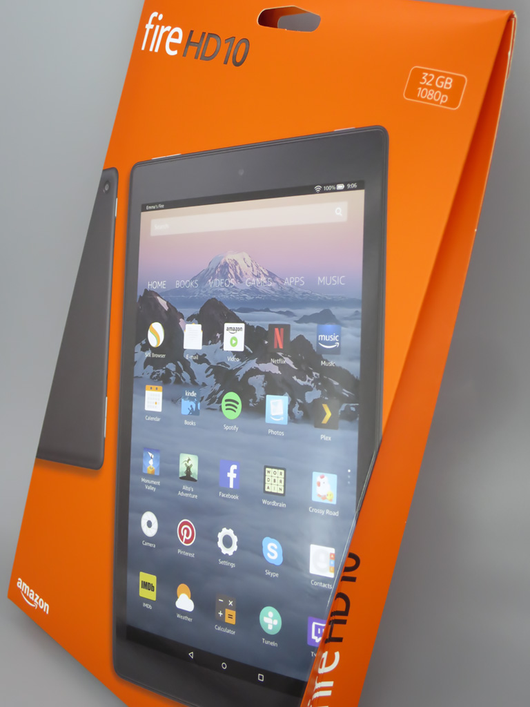Amazon Kindle Fire HD 10 タブレット