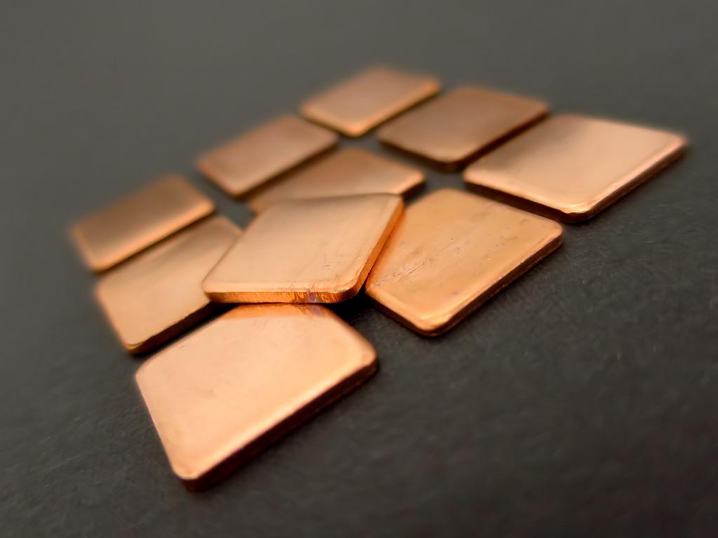 銅製ヒートシンク