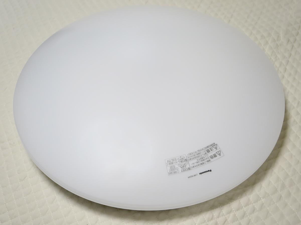 Panasonic LEDシーリングライト LHR1820H