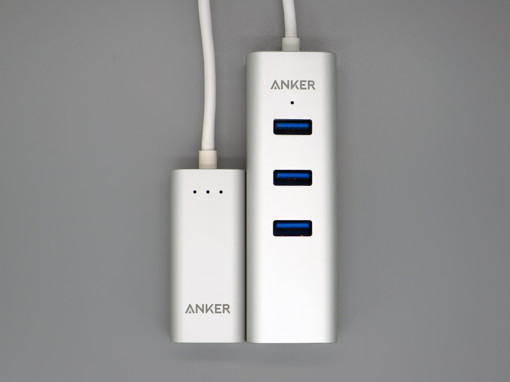 Anker 有線 ギガビットLANアダプター(USB-LAN)
