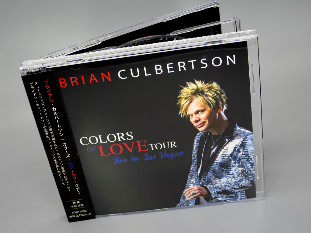 Brian Culbertson「Colors Of Love Tour」