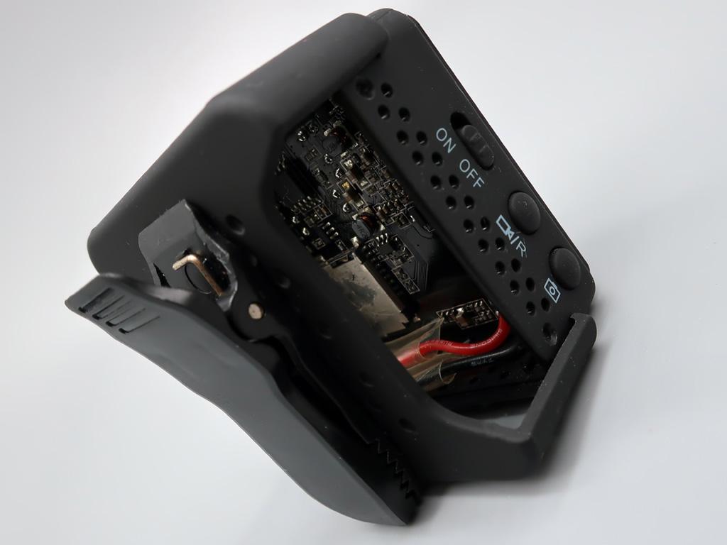 FREDI L18 超小型WiFi隠しカメラ