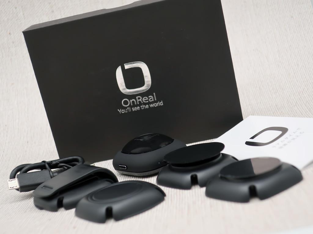 OnReal G1 アクションカメラ