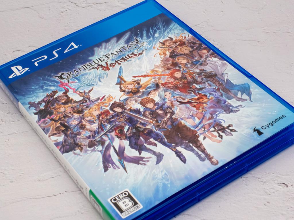 PS4版 グランブルーファンタジー ヴァーサス
