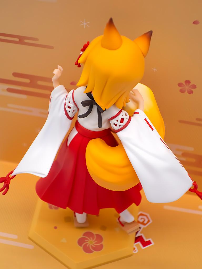 Myethos 世話やきキツネの仙狐さん フィギュア