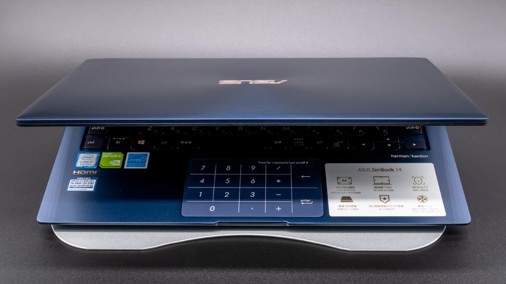 SANWA スチール製 ノートパソコンスタンド