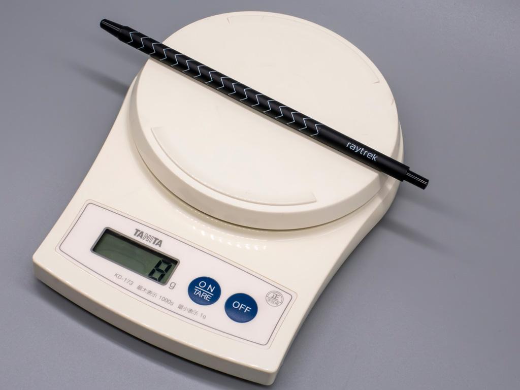 クリエイター向けWindowsタブレット「raytrektab」DG-D10IWP 付属ペン重量