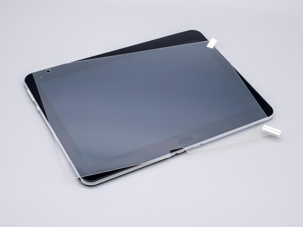 クリエイター向けWindowsタブレット「raytrektab」DG-D10IWP 付属保護フィルム