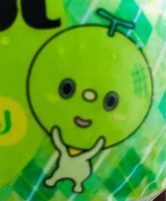 メロンボールのキャラクター