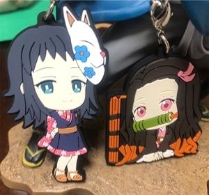 H賞ラバーストラップ