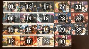 鬼滅の刃カード