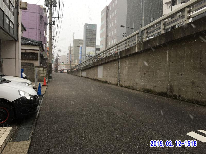 新潟市雪2019