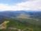 柴安嵓山頂付近から 尾瀬ヶ原と至仏山