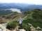 俎嵓山頂付近から 尾瀬沼方面