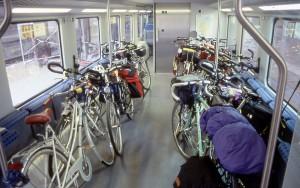 自転車で列車に乗れたなら