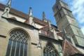 ①ドイツ。ローテンブルクの聖ヤコブ教会