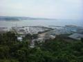 江ノ島。友人と行った
