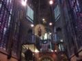 ②ドイツ。世界遺産のアーヘン大聖堂内部