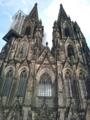 ②ドイツ。ケルン大聖堂