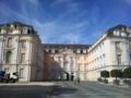 ②ドイツ。世界遺産のアウグストゥスブルク城