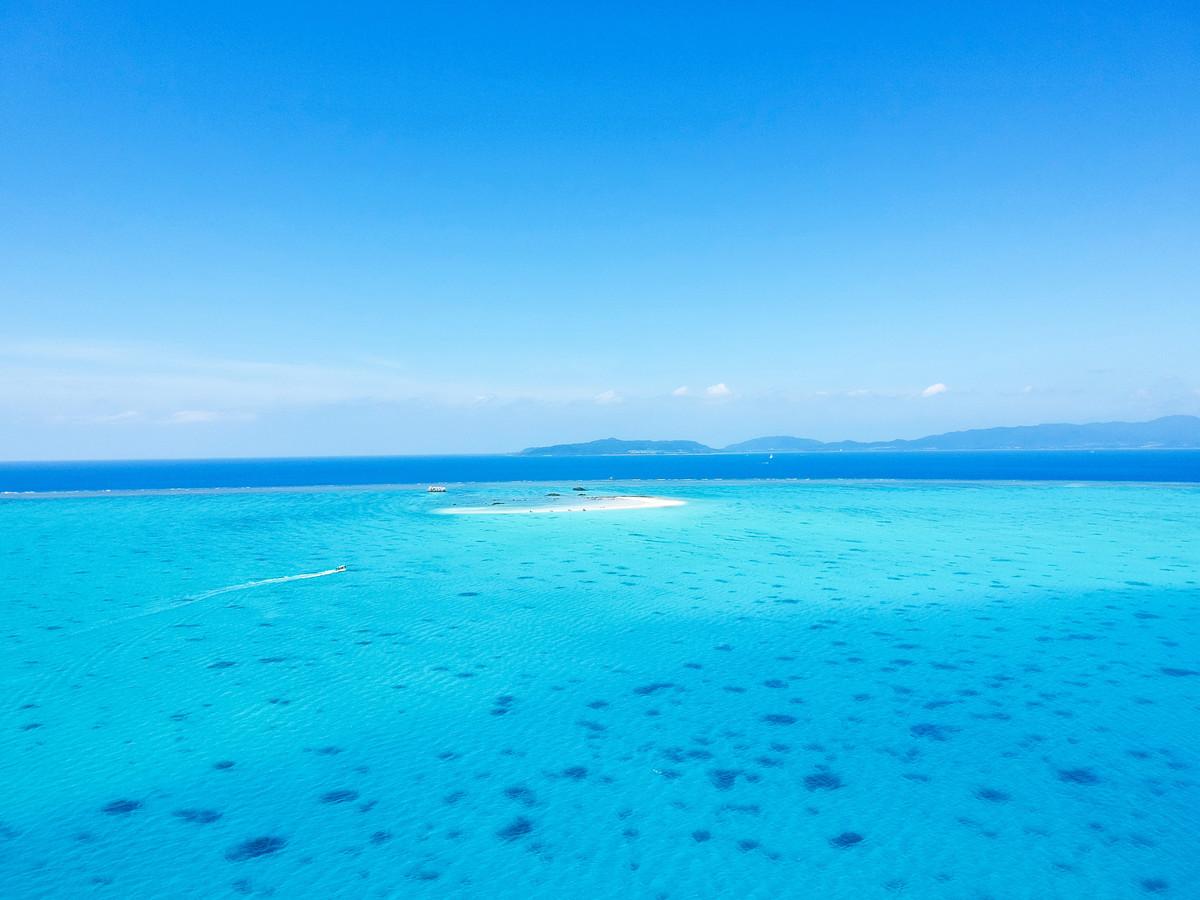 小浜島発着 幻の島(浜島)上陸ツアー