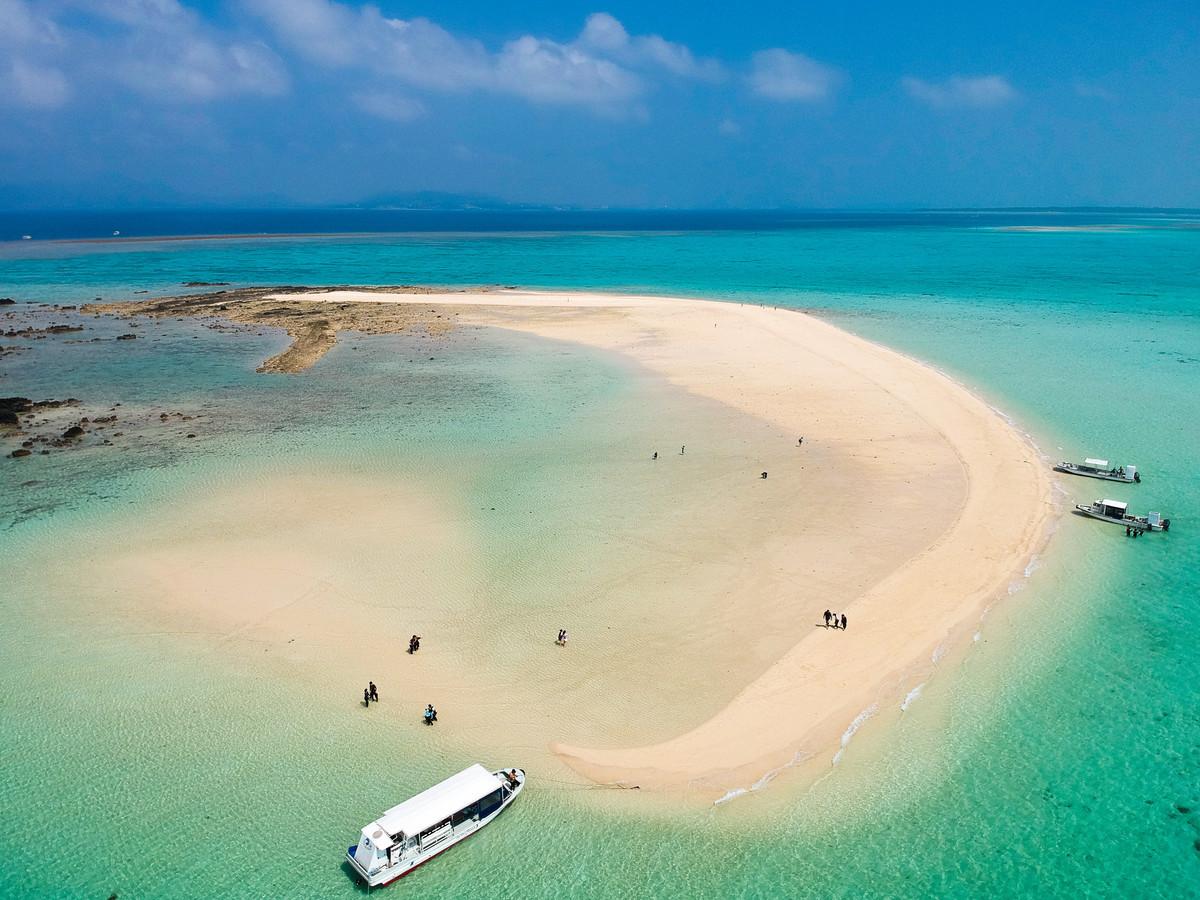 幻の島(浜島)まぼろしのしま