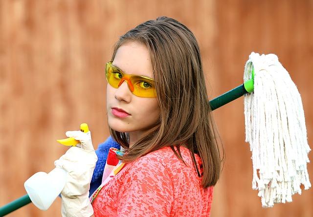 お掃除のメリット
