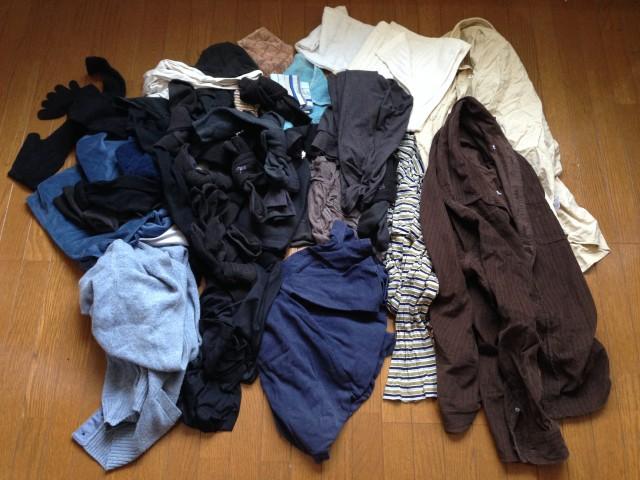 衣類(服)の断捨離