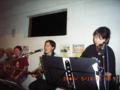 波照間島・パナヌファ音楽食堂ライブ(2005.5.16)