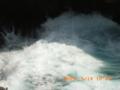 波照間島・高那崎の海鳴り(2005.5.18)