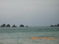 大神島・西部海岸方面(2005.5.20)