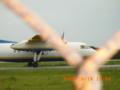 RACの小型プロペラ機の訓練飛行