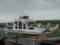 安座真港から久高島へ