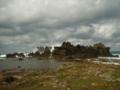 久米島・ミーフガー近場、冬の東シナ海