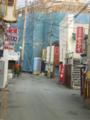 桜坂界隈には今も残る猥雑な歓楽街が大好きだ