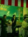 石垣島・民謡酒場「浜辺」でヤイマスタイル仲間と