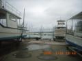 石垣島・浜崎ヨットハーバーにて