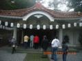 糸満・白銀堂神社の旧正月風景