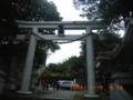 糸満・白銀堂神社