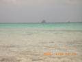 久米島のトンバーラを望む