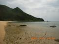 久米島・アーラ浜