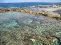 南大東島の海のプール