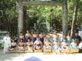 大東相撲の面々