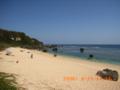宮古島・保良泉ビーチ(2006.9.25)