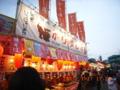 名護ひかんざくら祭りと沖縄式屋台が大好きだ!