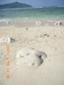 阿嘉島・クシバルの浜