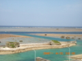 うりずん宮古島・保良漁港の大潮風景