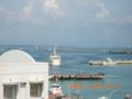 石垣港の風景
